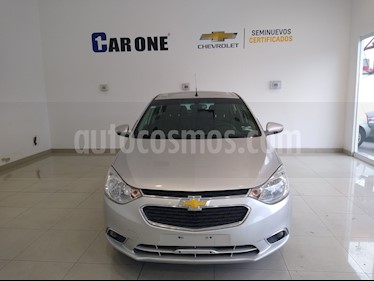 Chevrolet Aveo LTZ Aut usado (2018) color Plata precio $198,900