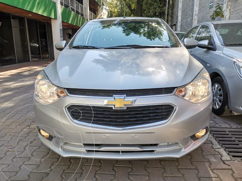 Chevrolet Aveo LTZ Aut (Nuevo) usado (2020) color Plata Brillante precio $199,899