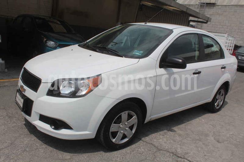 Chevrolet Aveo LS Aa usado (2017) color Blanco precio $149,000