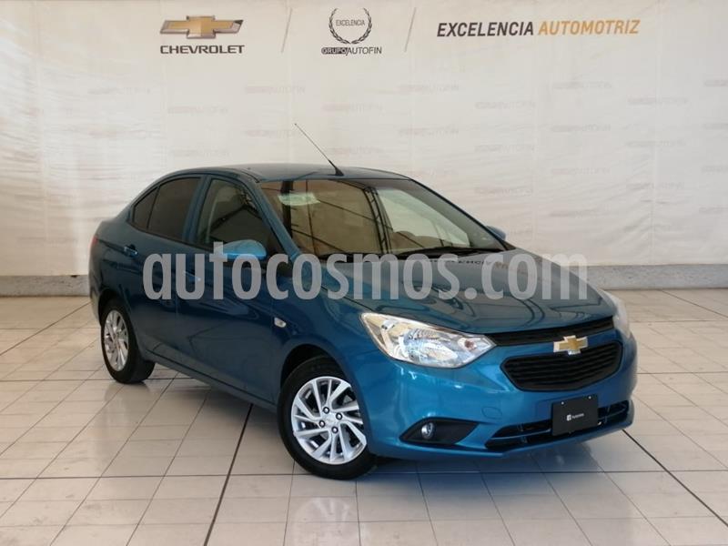 Chevrolet Aveo LT Aut usado (2019) color Azul precio $188,000