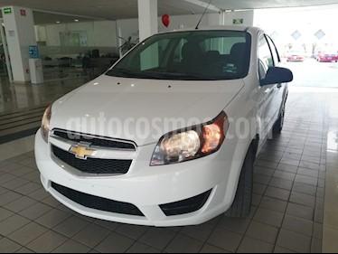 Chevrolet Aveo LT Aut usado (2018) color Blanco precio $158,000
