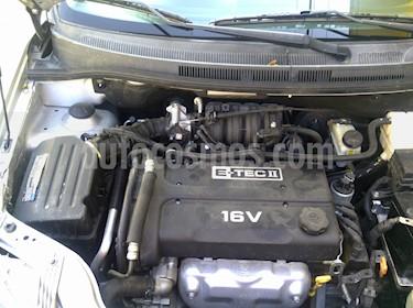 Chevrolet Aveo LS Aa usado (2012) color Gris precio $68,000