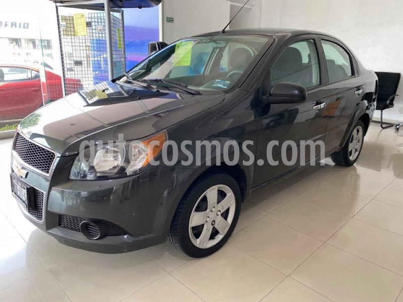 Chevrolet Aveo LT (Nuevo) usado (2017) color Gris precio $129,900
