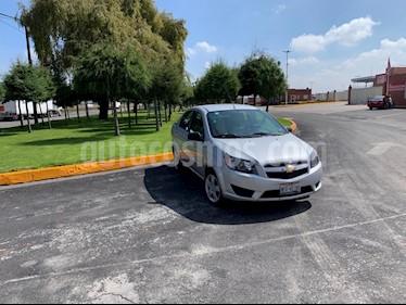Chevrolet Aveo LT Bolsas de Aire y ABS (Nuevo) usado (2017) color Plata Brillante precio $145,000