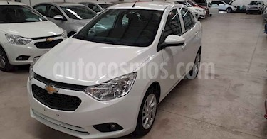 Chevrolet Aveo LT D AT usado (2020) color Blanco precio $179,900