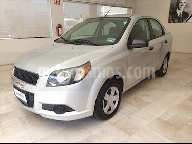 Chevrolet Aveo LT Aut usado (2016) color Plata precio $119,000