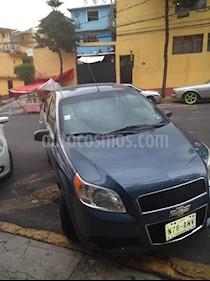 Chevrolet Aveo LS usado (2012) color Azul precio $73,000