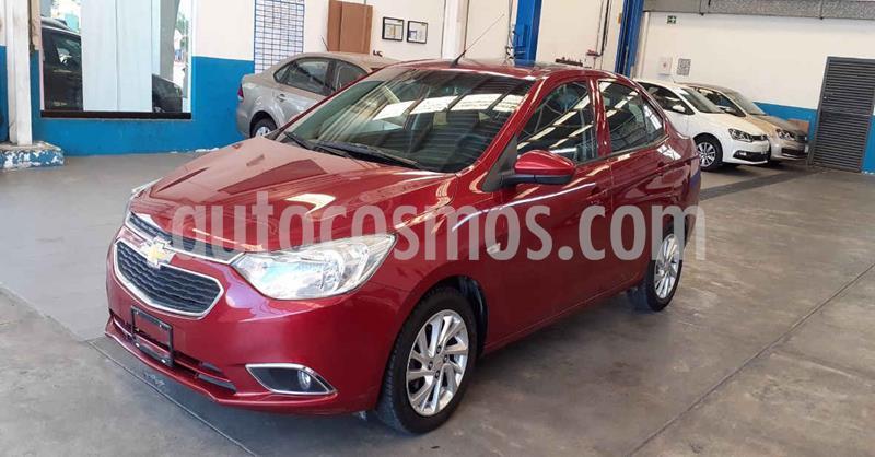 Chevrolet Aveo LTZ Aut usado (2018) color Rojo precio $135,900
