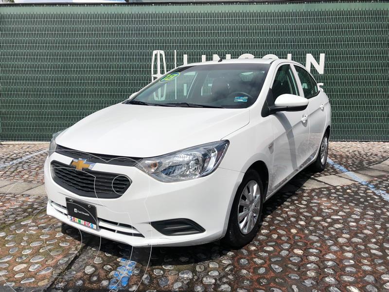 Foto Chevrolet Aveo LS Aa Radio Aut (Nuevo) usado (2018) color Blanco precio $174,000