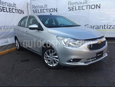 Chevrolet Aveo LTZ Bolsas de Aire y ABS Aut (Nuevo) usado (2018) color Plata Brillante precio $183,000