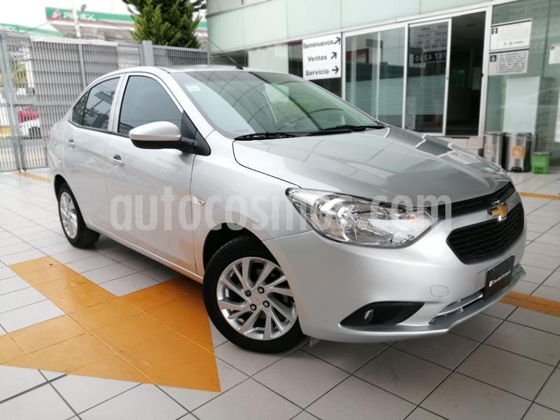 Foto Chevrolet Aveo LT Bolsas de Aire y ABS (Nuevo) usado (2018) color Plata Brillante precio $168,000