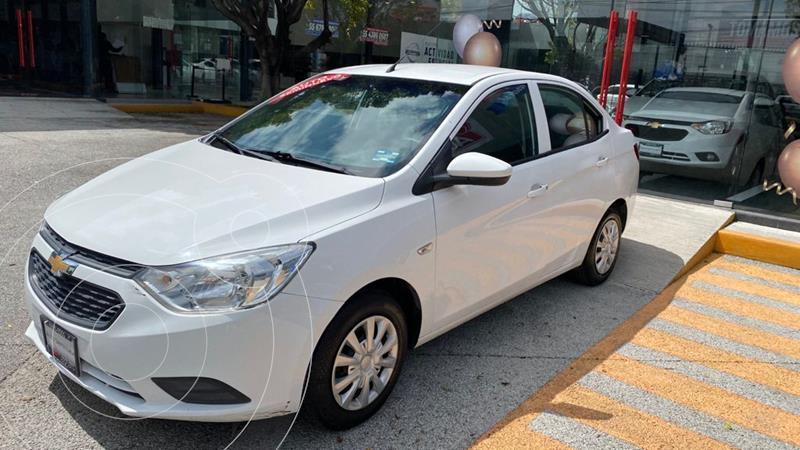 Foto Chevrolet Aveo LS Aa Radio Aut (Nuevo) usado (2019) color Blanco precio $183,500