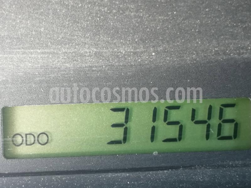 Chevrolet Aveo LS Aa usado (2016) color Plata Brillante precio $125,000