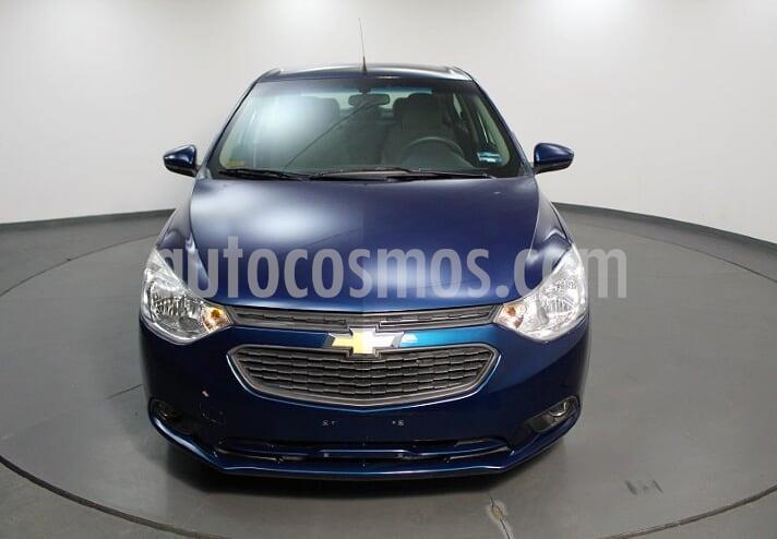 Chevrolet Aveo LT usado (2020) color Azul precio $188,900