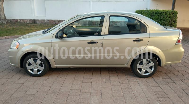Chevrolet Aveo Paq M usado (2010) color Dorado precio $69,000
