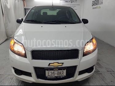 Foto Chevrolet Aveo LT Bolsas de Aire y ABS (Nuevo) usado (2017) color Blanco precio $137,900