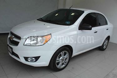 Chevrolet Aveo 4 pts. LTZ E AT usado (2017) color Blanco precio $169,000