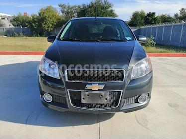 Foto Chevrolet Aveo LTZ Aut usado (2017) color Azul Oscuro precio $160,000
