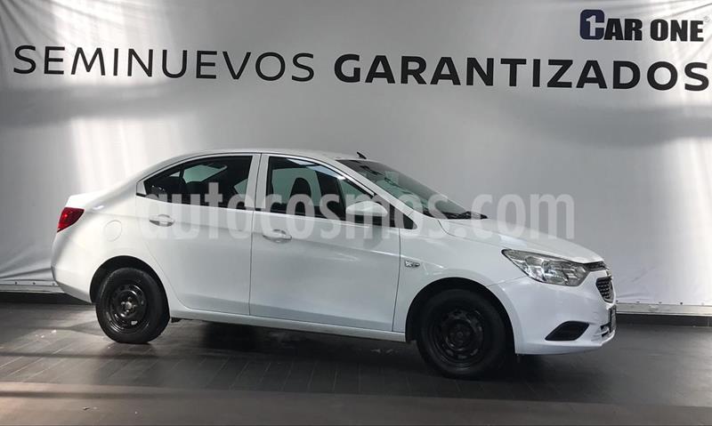 Chevrolet Aveo LS (Nuevo) usado (2018) color Blanco precio $132,900