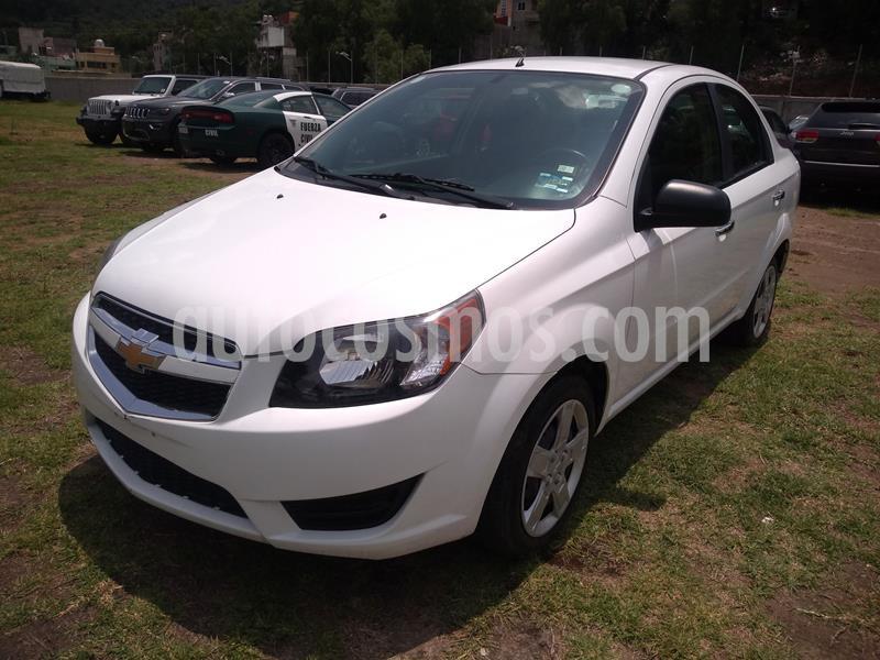 Chevrolet Aveo LT Aut usado (2018) color Blanco precio $141,300
