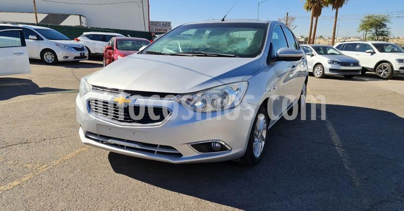 Chevrolet Aveo LTZ Aut usado (2018) color Plata Dorado precio $139,900