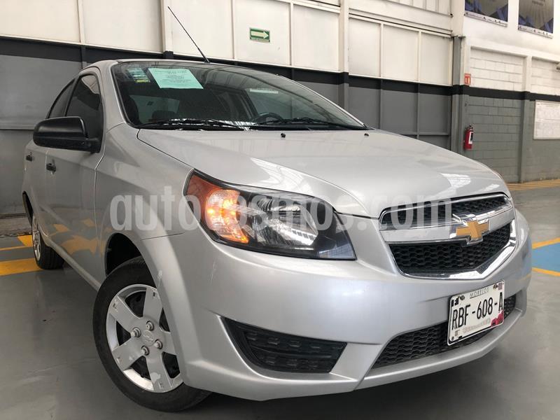 Chevrolet Aveo LS Aa Radio y Bolsas de Aire (Nuevo) usado (2018) color Blanco precio $129,000