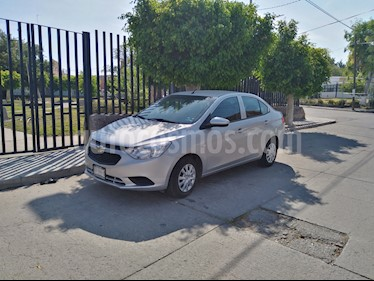 Chevrolet Aveo LS Aa Radio y Bolsas de Aire (Nuevo) usado (2019) color Plata Brillante precio $170,000
