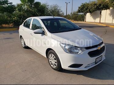 Chevrolet Aveo LS Aut (Nuevo) usado (2018) color Blanco precio $149,000