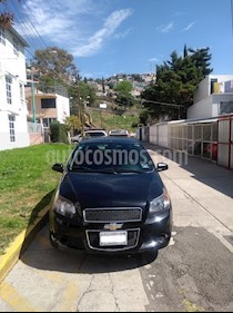 Chevrolet Aveo LS usado (2016) color Negro Grafito precio $119,000