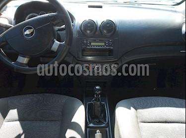 Chevrolet Aveo LT usado (2014) color Blanco precio $86,000