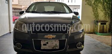 Chevrolet Aveo LTZ Bolsas de Aire y ABS Aut (Nuevo) usado (2013) color Gris Oxford precio $98,000