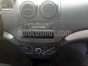 Chevrolet Aveo LTZ Aut usado (2015) color Negro Grafito precio $97,000