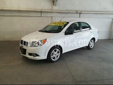 Chevrolet Aveo LTZ Aut usado (2015) color Blanco precio $115,000