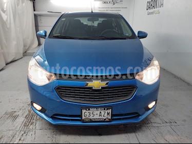 Chevrolet Aveo LT Bolsas de Aire y ABS (Nuevo) usado (2018) color Azul Metalico precio $178,900