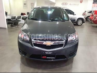 Chevrolet Aveo LT Aut usado (2017) color Gris precio $144,000