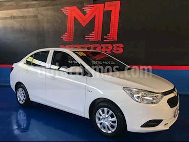 Chevrolet Aveo LS Aa usado (2018) color Blanco precio $159,000