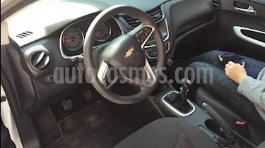 Chevrolet Aveo LTZ (Nuevo) usado (2018) color Plata Brillante precio $160,000