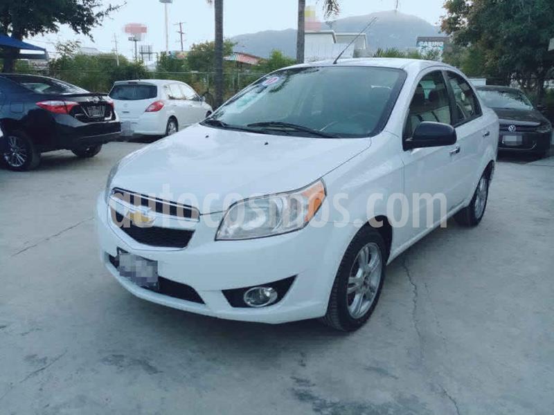 Chevrolet Aveo LTZ Aut (Nuevo) usado (2017) color Blanco precio $140,000