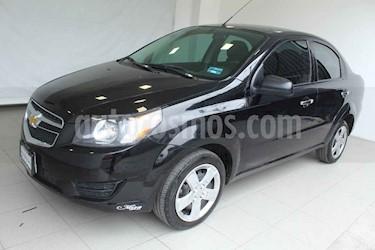 Chevrolet Aveo 4 pts. LT W MT usado (2017) color Negro precio $159,000