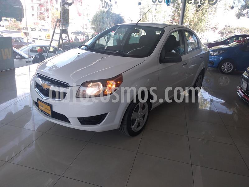 Chevrolet Aveo LT Bolsas de Aire y ABS (Nuevo) usado (2018) color Blanco precio $143,900
