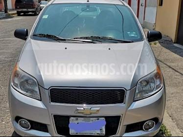 Chevrolet Aveo LTZ usado (2013) color Plata Brillante precio $95,500