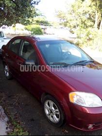 Chevrolet Aveo LTZ Aut usado (2011) color Rojo Tinto precio $68,500
