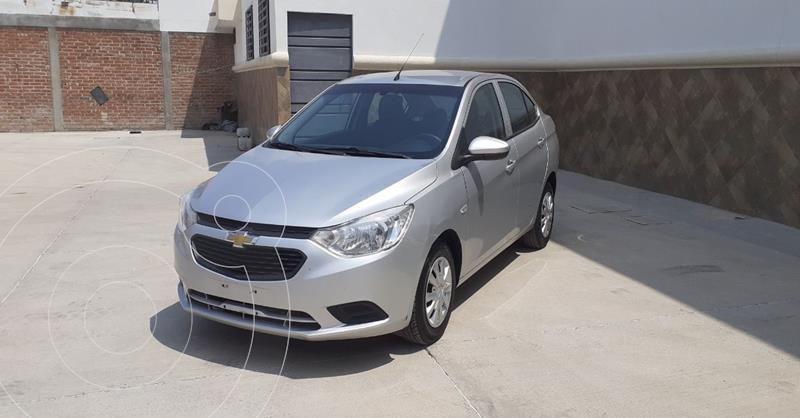 Foto Chevrolet Aveo LS Aa usado (2020) color Plata Dorado precio $169,900