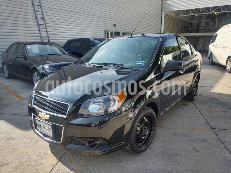 Chevrolet Aveo LT (Nuevo) usado (2017) color Negro precio $135,000