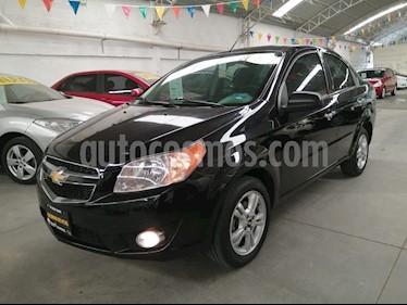 Chevrolet Aveo LTZ usado (2018) color Negro precio $158,000
