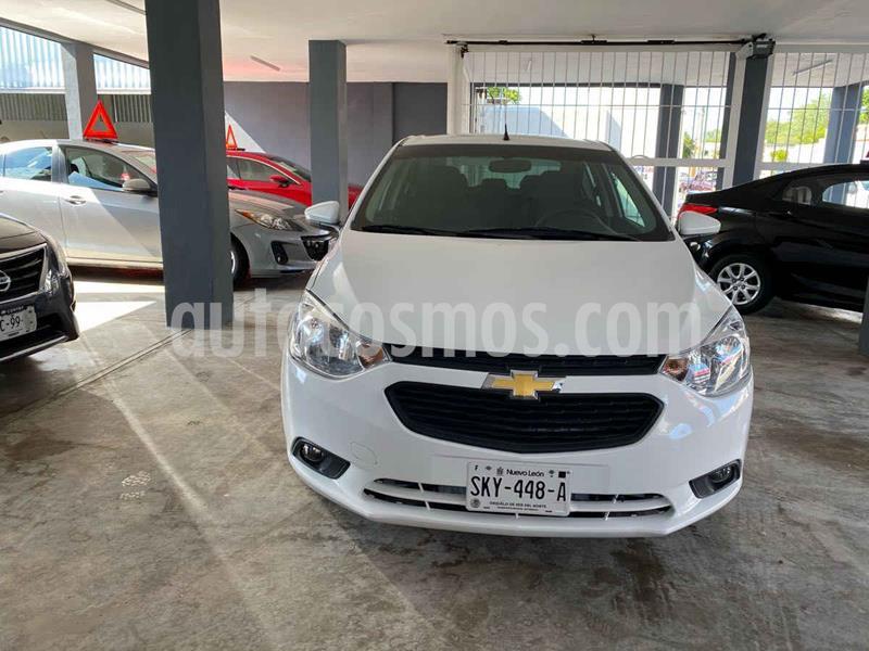 Chevrolet Aveo LS (Nuevo) usado (2018) color Blanco precio $155,000
