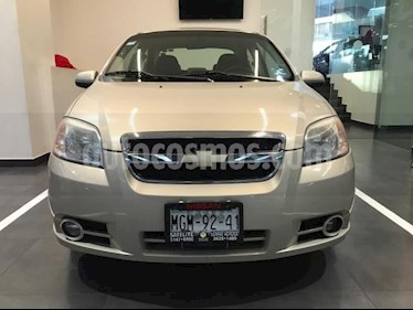 Chevrolet Aveo 4P AT R-14 usado (2011) precio $85,500
