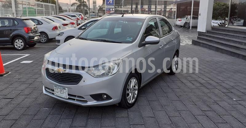 Foto Chevrolet Aveo LT Aut usado (2020) color Plata Dorado precio $176,900