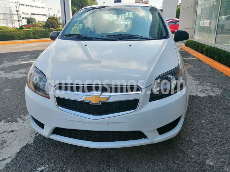 Foto Chevrolet Aveo LS (Nuevo) usado (2018) color Blanco precio $142,000