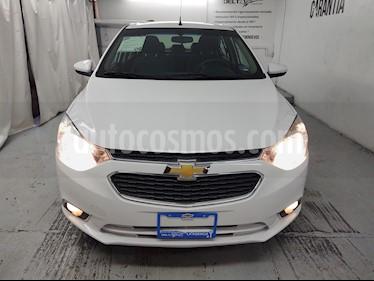 Chevrolet Aveo LTZ Aut (Nuevo) usado (2018) color Blanco precio $179,000